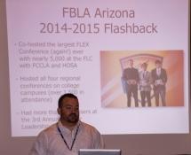 <h5>FBLA Awards Luncheon</h5>