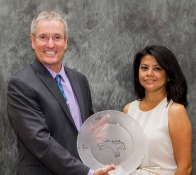 <h5>Beth McAlpin - CTE Administrative Assistant of the Year</h5>