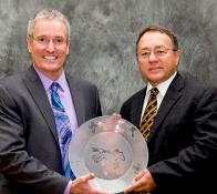<h5>Mike Crockett - CTE Postsecondary Educator of the Year</h5>