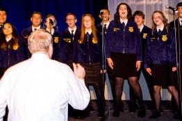 <h5>FFA Choir - Awards Breakfast</h5>