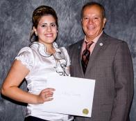 <h5>Lindsay Duarte - Scholarship Winner</h5>