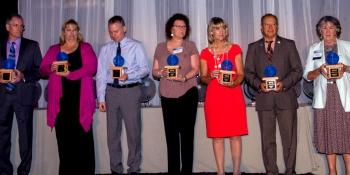 <h5>Honoring ACTEAZ Executive Board</h5>