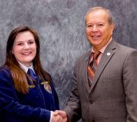 <h5>Meghan McWherter - Scholarship Winner</h5>