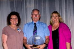 <h5>Joe Parone - CTE Teacher of the Year</h5>