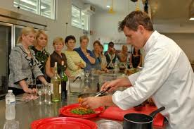 JTED Culinary Arts cooking up a storm with  celebrity chef Jon Ashton